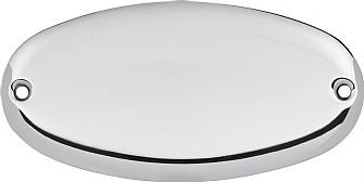 Ovale – Chrom poliert